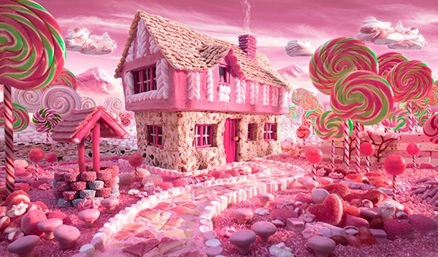 Candy-Cottage