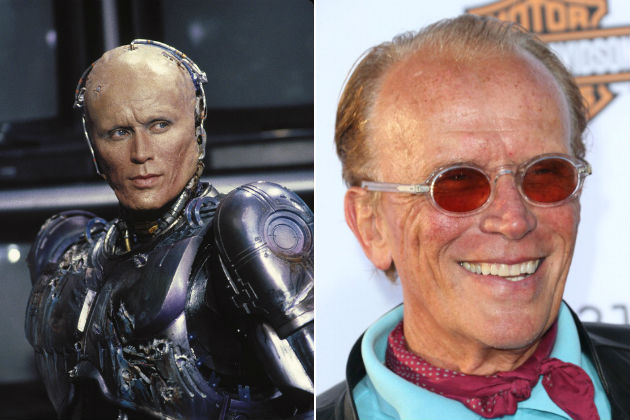 Antes e depois do primeiro RoboCop