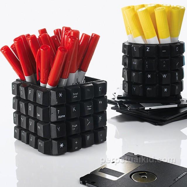 Inspire se timas ideias para reciclar objetos e for Reciclado de muebles y objetos