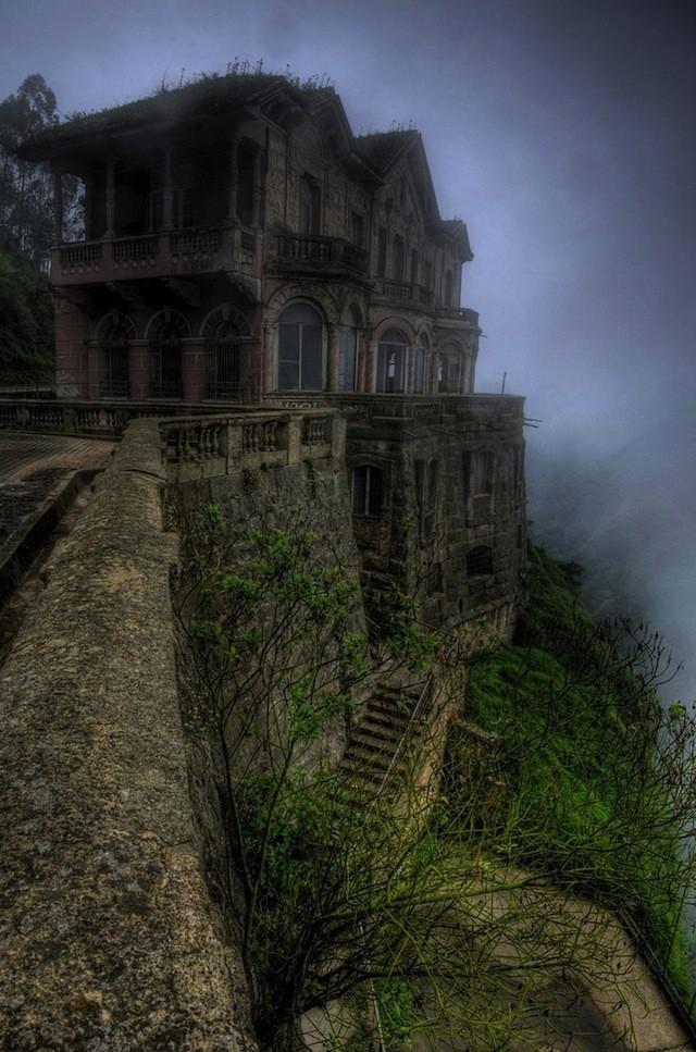 Lugares abandonados que são de dar medo