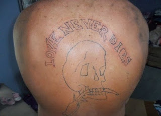 love-never-dies-ugly-tattoo
