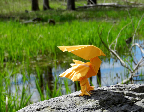 a-wild-chocobo-appears-origami