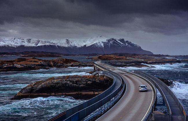 12 Lindas estradas por onde você deve dirigir antes de morrer