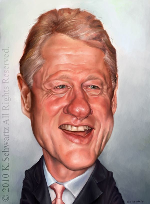 tdinteressante_Bill Clinton
