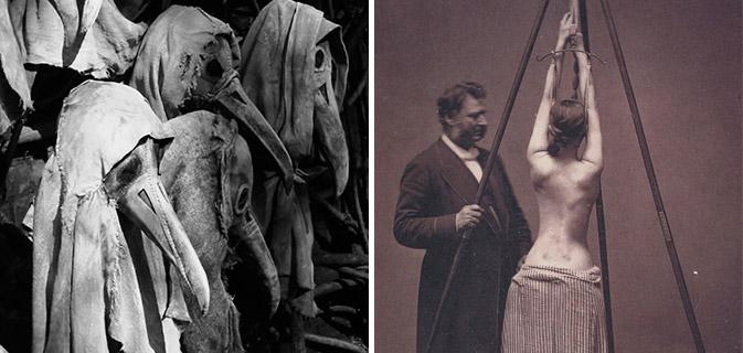 A medicina do passado através de 27 arrepiantes fotos históricas que você deve ver