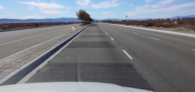 Conheça essas incríveis estradas musicais que fazem seu carro tocar música sem precisar de rádio