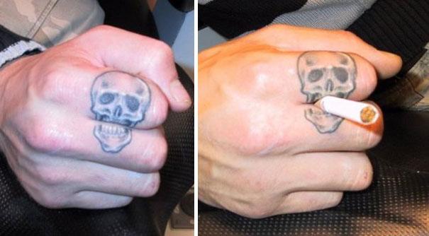 27 Tatuagens interativas que você vai querer fazer