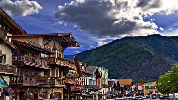 Leavenworth, Washington State, USA