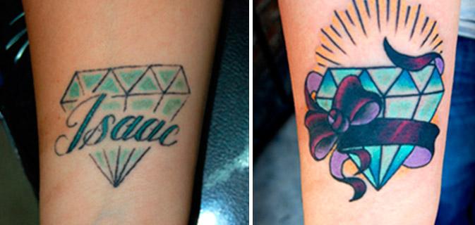 16 Pessoas que se arrependeram da tatuagem que fizeram, mas conseguiram salvar a pele