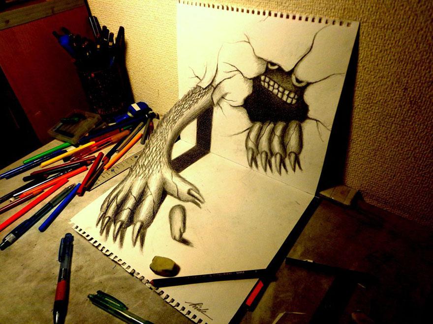 desenhos-3d-23