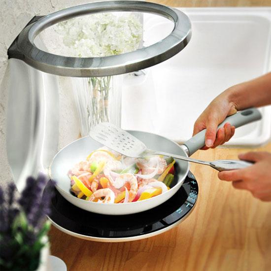 25 utens lios inteligentes que deixariam a sua cozinha for Utensilios modernos