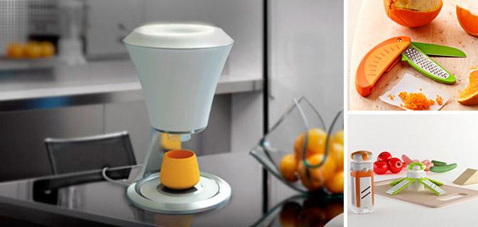 25 Utensílios inteligentes que deixariam a sua cozinha muito mais prática