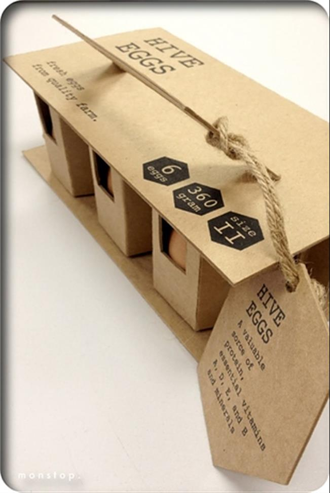 Hot Dog Packaging Design