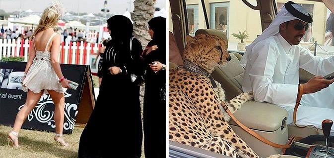 33 Imagens únicas provando que Dubai é uma das cidades mais incríveis e bizarras do mundo