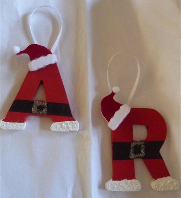 29 incr veis ideias de decora o natalina para fazer junto for Christmas crafts for preschoolers pinterest