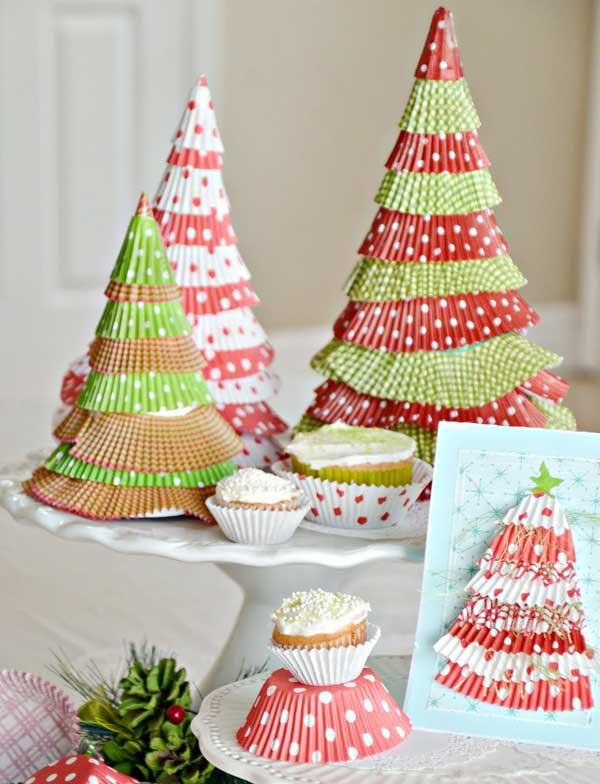 29 incr veis ideias de decora o natalina para fazer junto for Christmas decorations for kids to make at home