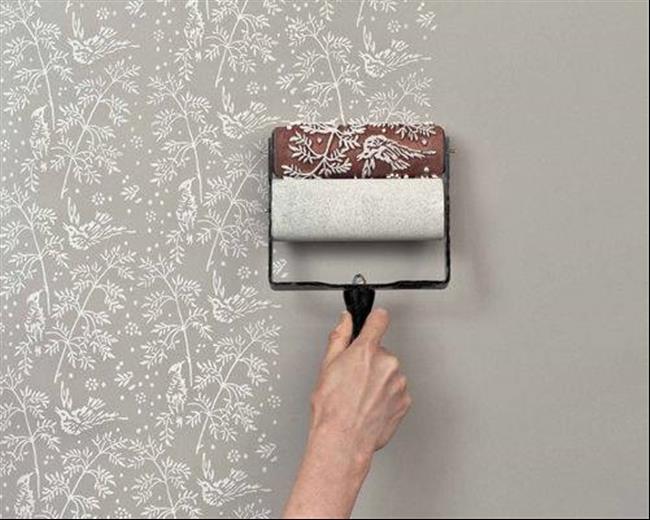 15 ideias incr veis e f ceis de pintura para as paredes da - Tipos de pintura para paredes ...