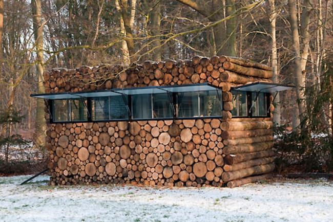 15 das constru es invis veis mais incr veis do mundo for Sauna trailer plans