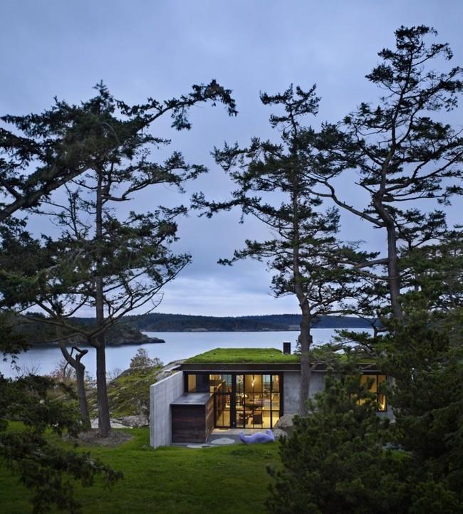 """Styles Of Homes In Our Area: 15 Das Construções """"invisíveis"""" Mais Incríveis Do Mundo"""