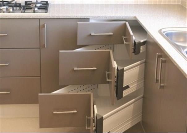 Muebles De Cocina Esquineros - Diseño Belle Maison - Firmix.net