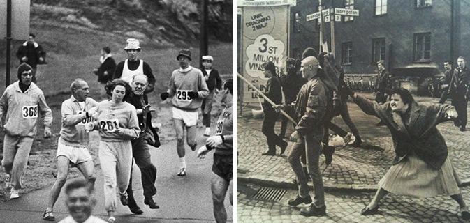38 Fotos inspiradoras do passado mostrando que as mulheres sempre fizeram história