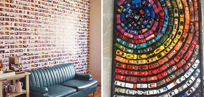 14 Ideias que você mesmo pode fazer para dar um toque diferente na sua casa