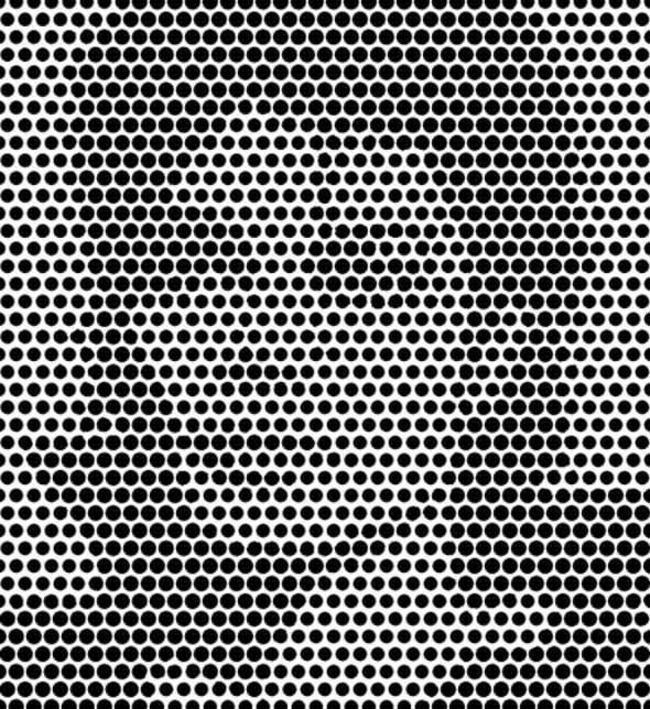 2 – Fixe os olhos na imagem e você verá um rosto familiar. ilusão-ótica-2 f622af2e2d