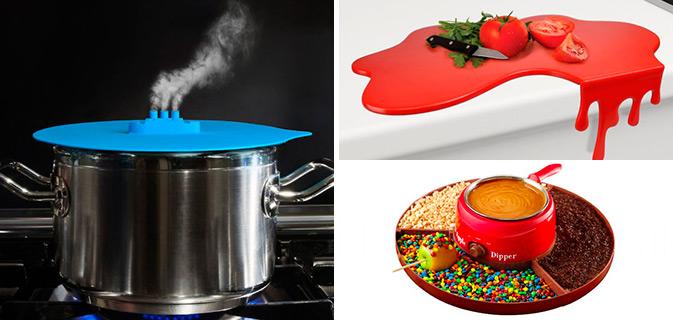 26 Produtos de cozinha brilhantes que você definitivamente precisa na sua vida