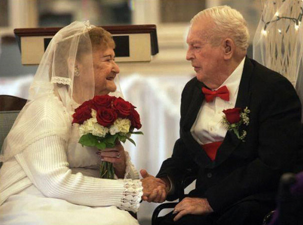 Wedding Gifts For Older Couple On Second Marriage : Nunca e tarde para encontrar a pessoa certa, e esses 25 casais de ...