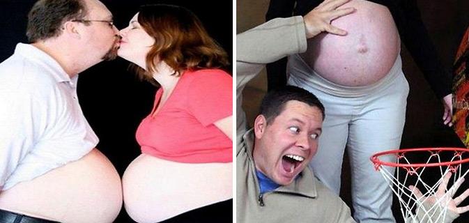 fotos-gravidez-bizarras