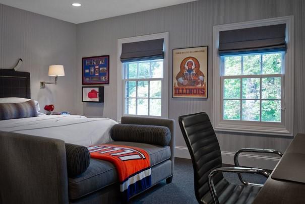 24 ideias de decora o para quartos masculinos que todo - Apartment decorations for guys ...