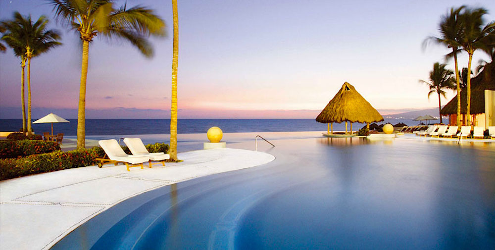 Grand Velas Riviera Nayarit Hotel & Resort Pool, Mexico