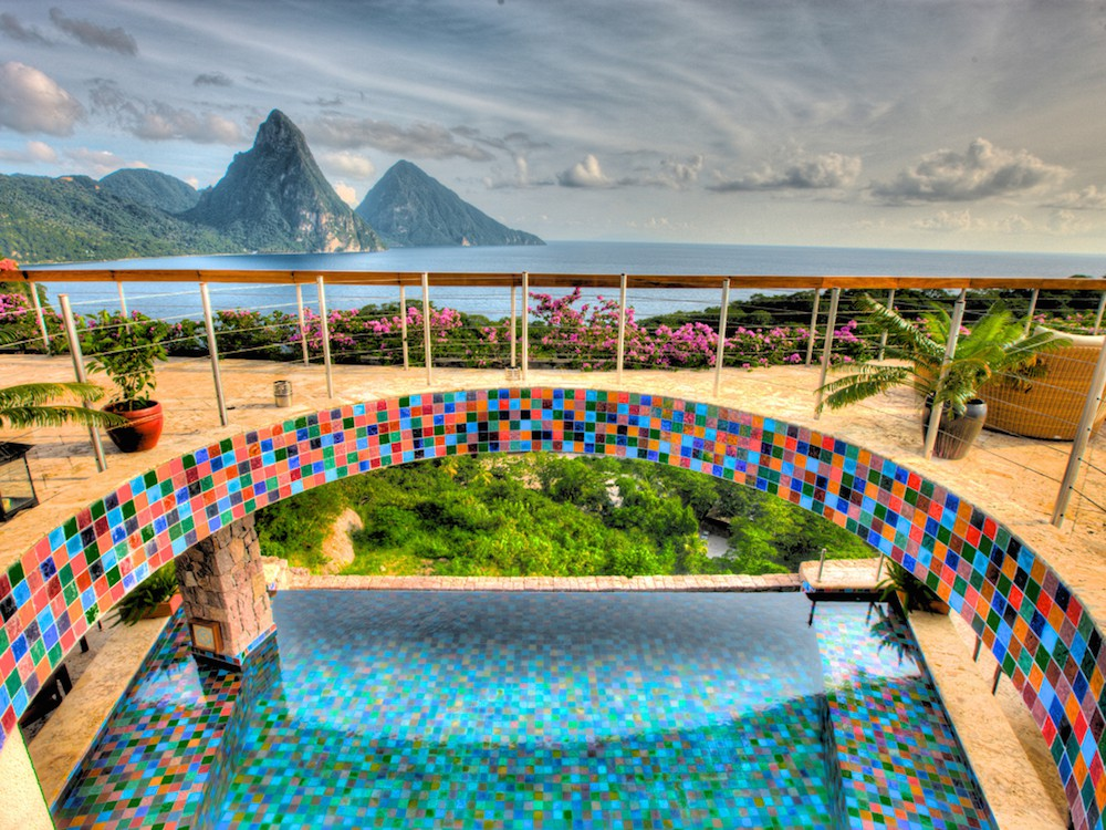 Jade Mountain, St. Lucia