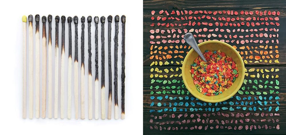 20 Fotos com objetos do cotidiano que vão satisfazer qualquer viciado em organização