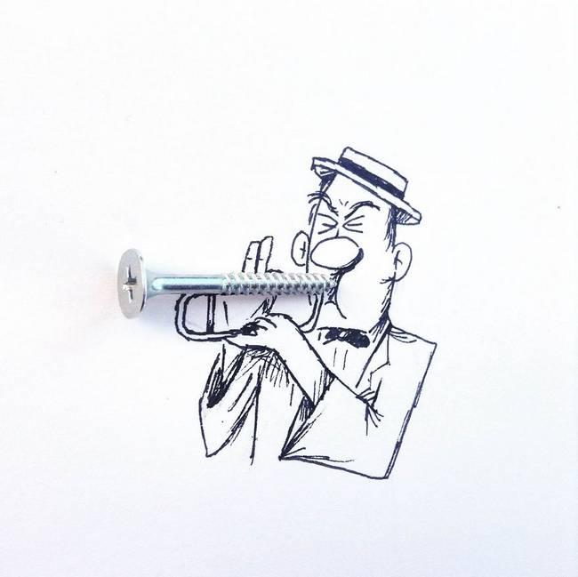 ilustrações-com-imagens-do-cotidiano-1