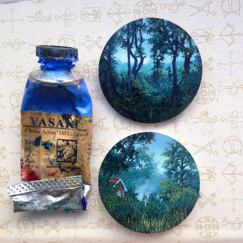 miniature-paintings-cycling-guide-to-lilliput-dina-brodsky-18