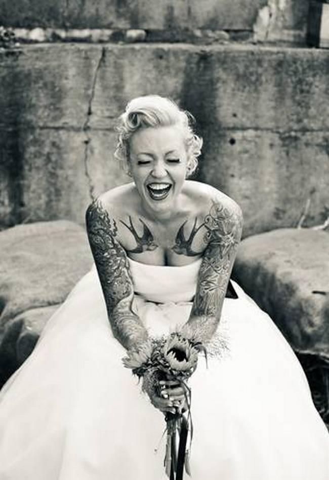 noivas-que-mostraram-suas -tatuagens-no-altar-1