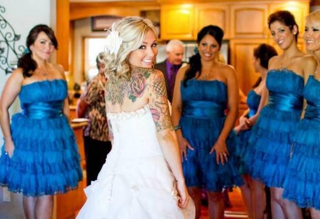 noivas-que-mostraram-suas -tatuagens-no-altar-10