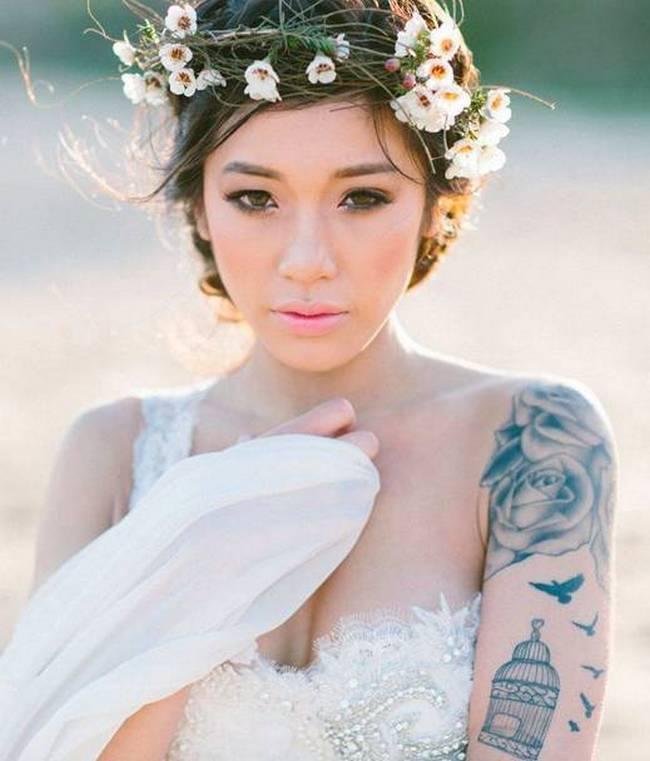noivas-que-mostraram-suas -tatuagens-no-altar-6