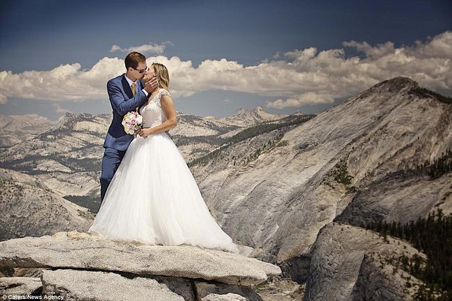 Casamento_Yosemite