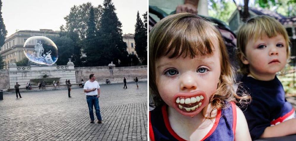 23 Fotos mostrando que a vida não precisa de efeitos especiais para parecer estranha