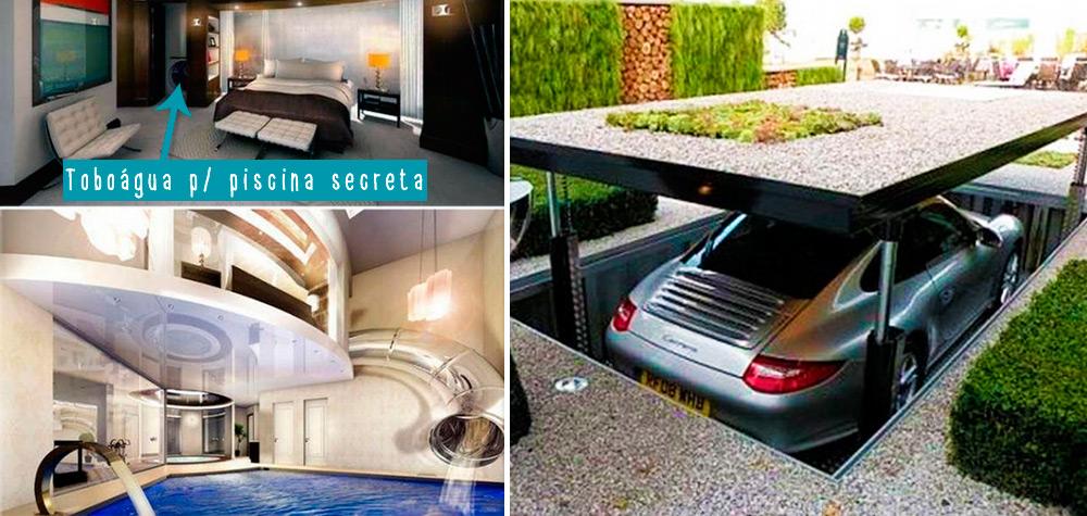 21 Ideias para usar na sua casa – quando você for bilionário