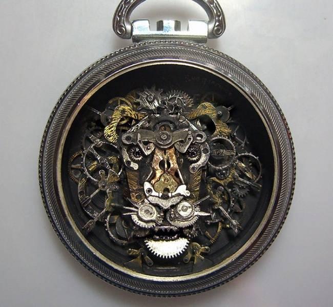 artista-cria-animais-com-mecanismos-de-relógios-velhos-3