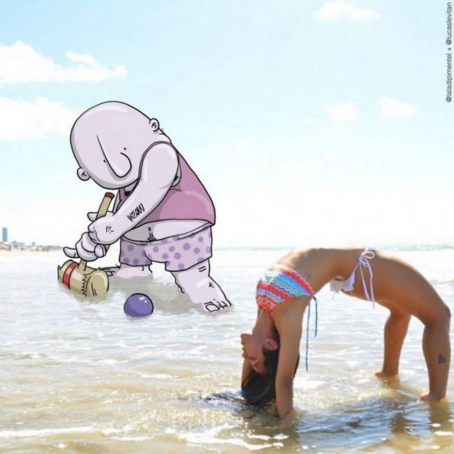 cartunista-invade-fotos-com-desenhos-loucos-9