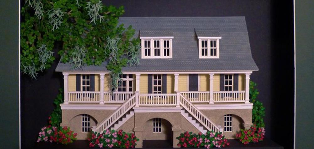 Essa parece ser apenas uma casa comum, mas vai muito além disso
