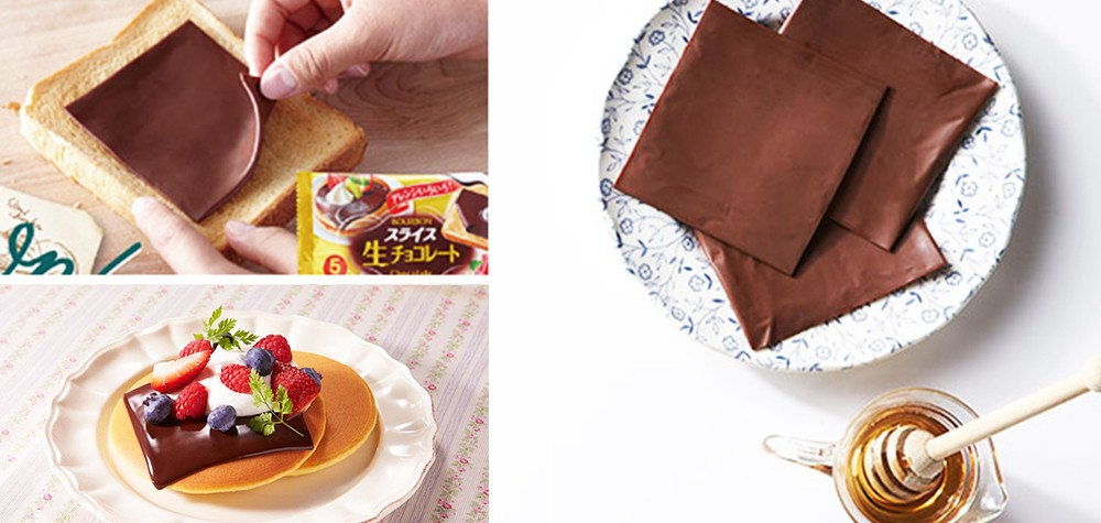 chocolate fatiado - VOCÊ JÁ OUVIU FALAR EM CHOCOLATE FATIADO ???
