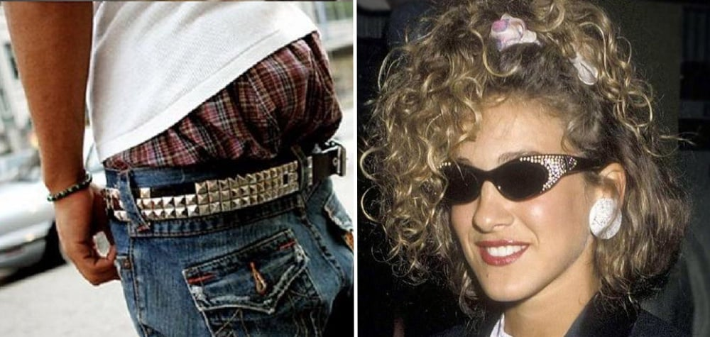 18 Das tendências de moda mais populares e que hoje causam vergonha em muita gente