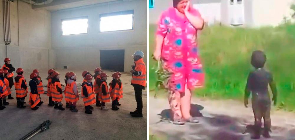 17 Fotos provando que crianças são sempre capazes de nos fazer rir