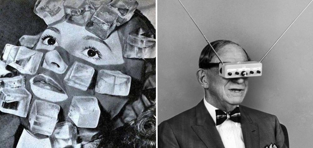 20 Invenções absurdas do passado que – felizmente – não ficaram