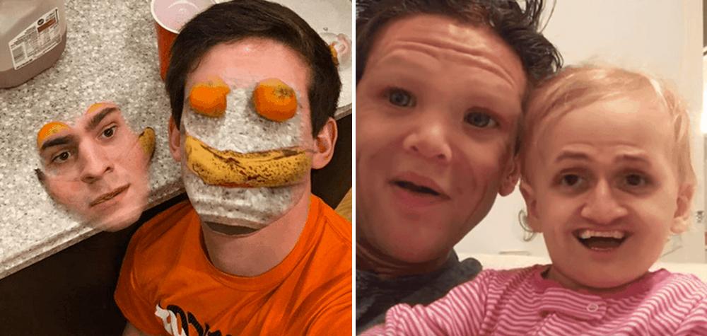 22 Trocas de rostos (face swaps) tão bizarras que tirarão o seu sono